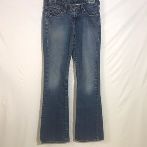 Lucky Brand sweet n low regular length jeans